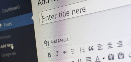 Blog na Wordpress - dodawanie postu